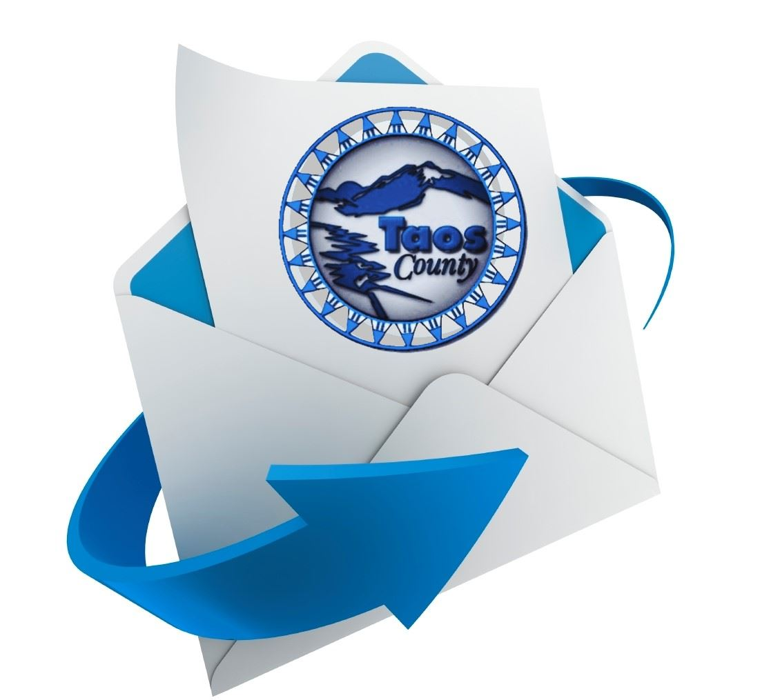 Taos County Email Access Icon Opens in new window