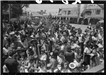 Large Crowd Watching Dance at Taos Fiestas 1940