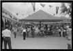 Old merry-go-round at Taos, New Mexico, during fiesta 1940