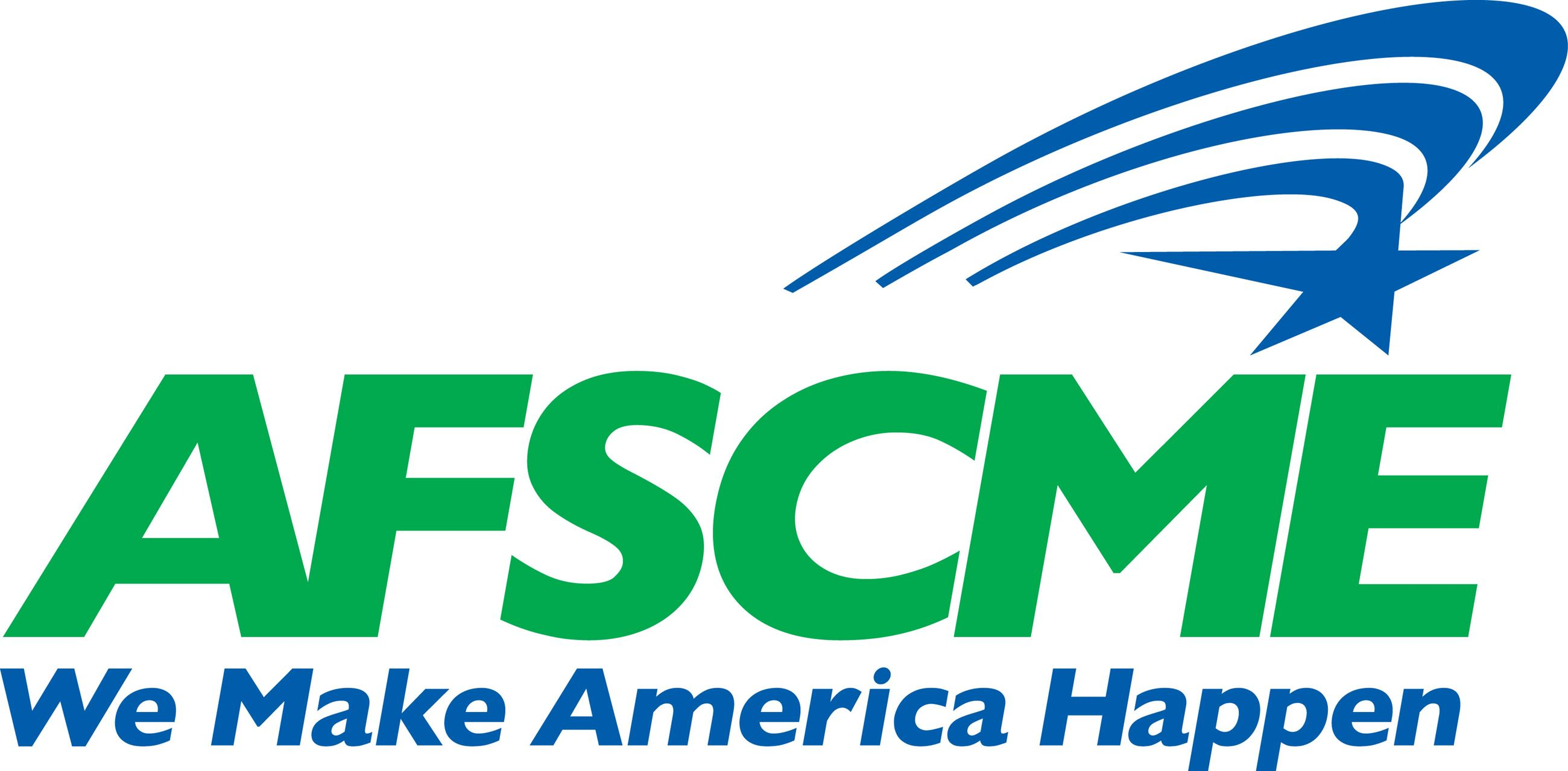AFSCME We Make America Happen