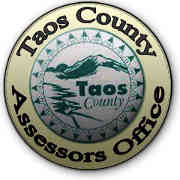 Taos County Assessors Office Seal